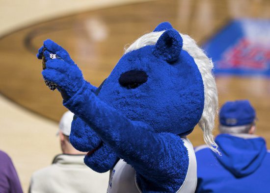 MTSU Blue Raiders basketball