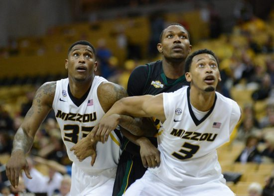 Mizzou Tigers basketball