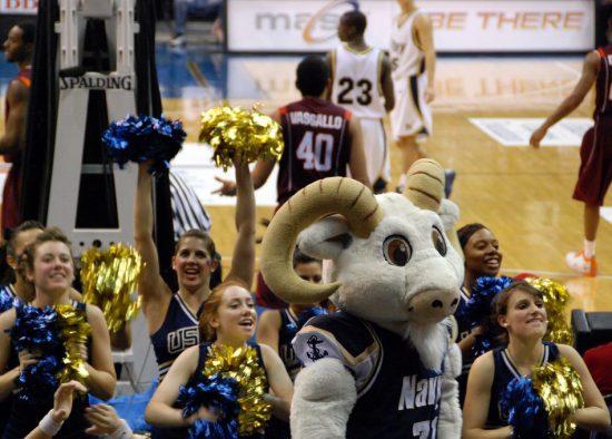 Navy Midshipmen basketball