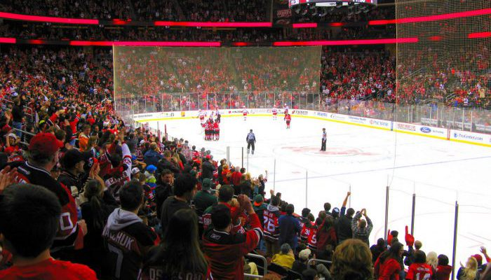 Carolina Hurricanes vs New Jersey Devils