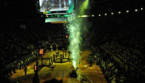 Matthew Knight Arena Oregon