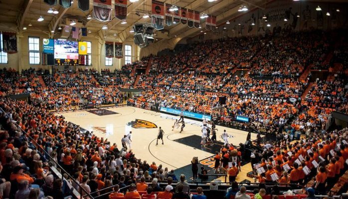 Oregon State Beavers basketball