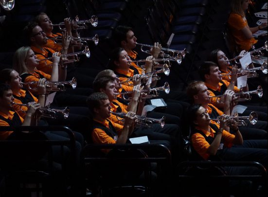 Tennessee Volunteers basketball band