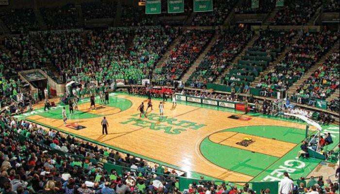 UNT Coliseum