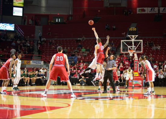 WKU Hilltoppers Basketball