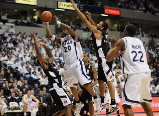 Xavier Musketeers Basketball