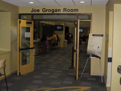 Joe Grogan Room
