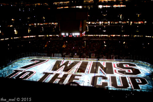 Chicago Blackhawks Seven Wins To The Cup