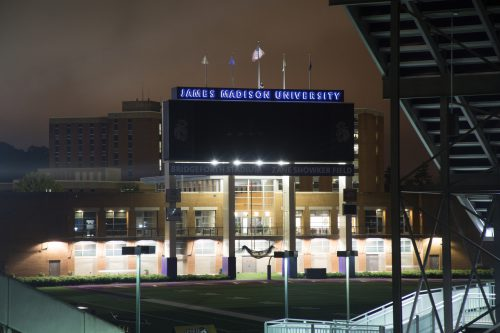 Bridgeforth Stadium and Zane Showker Field