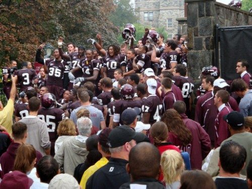 Fordham ring the bell