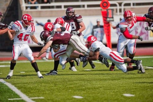 Cornell Big Red vs Colgate Raiders