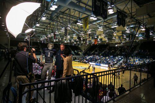 Georgia Southern Eagles Basketball Hanner Fieldhouse