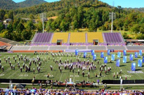 Western Carolina Catamounts stadium