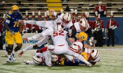 McNeese State Cowboys vs Lamar Cardinals Battle of the Border