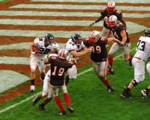 Brown Bears football vs Penn