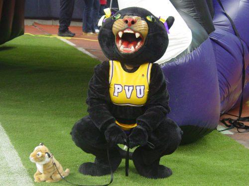 Prairie View AM mascot