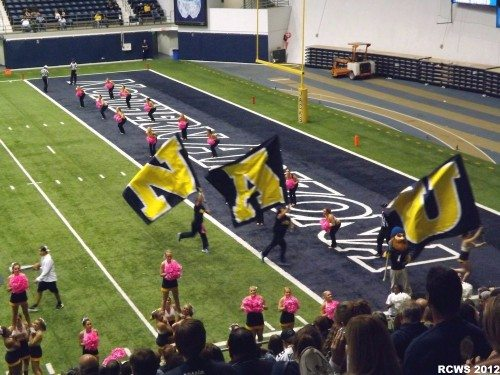 Northern Arizona Lumberjacks Walkup Skydome