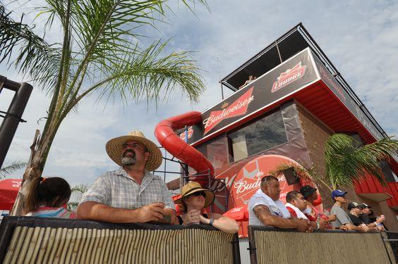 Auto Club Speedway Budweiser Lounge