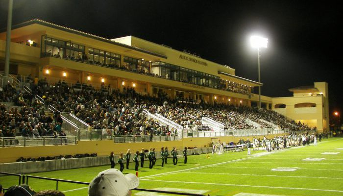 Alex G Spanos Stadium