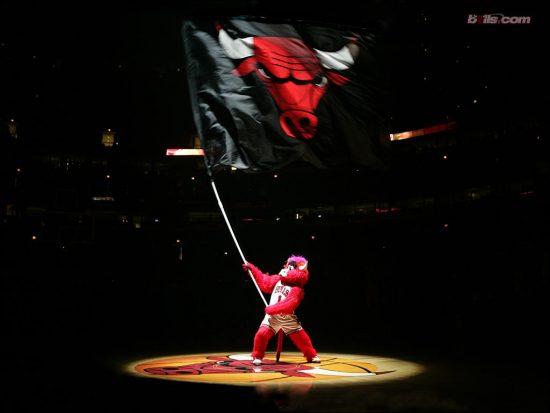 Chicago Bulls mascot