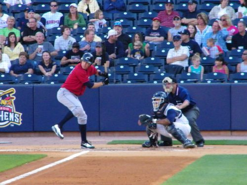 Toledo Mud Hens vs Columbus Clippers