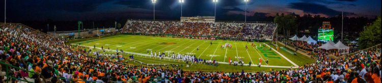 Bragg Memorial Stadium