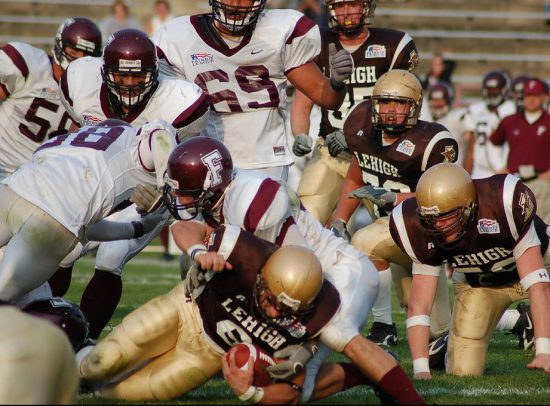 Fordham Rams football