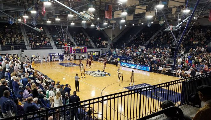 Georgia Southern Eagles Basketball Hanner Fieldhouse