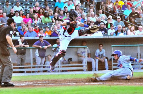 Chattanooga Lookouts vs Tennessee Smokies