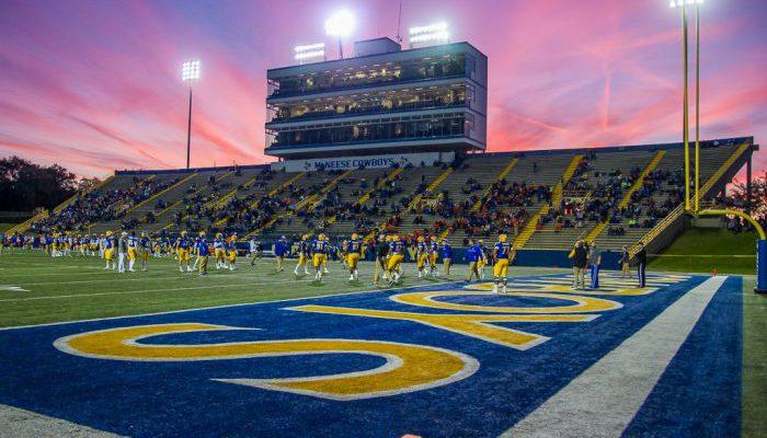 McNeese Cowboy Stadium