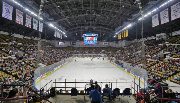 Milwaukee Admirals UW Milwaukee Panther Arena