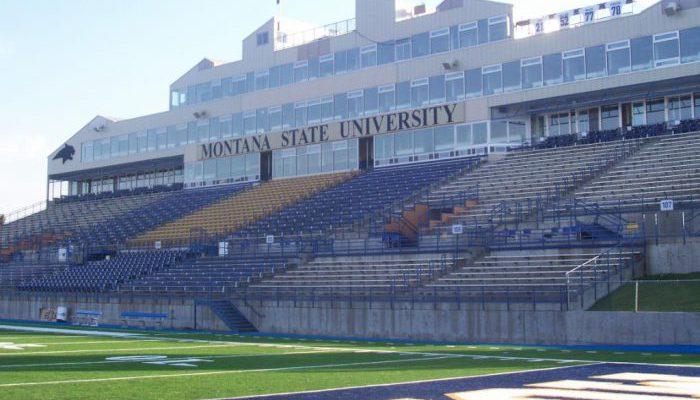 Montana State Bobcat Stadium