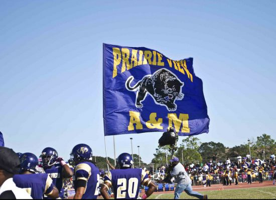 Prairie View AM Panthers football