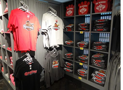Rochester Red Wings team store