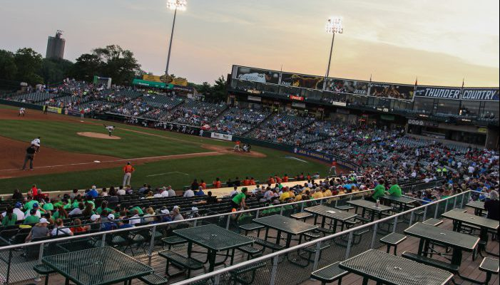 Arm and Hammer Park