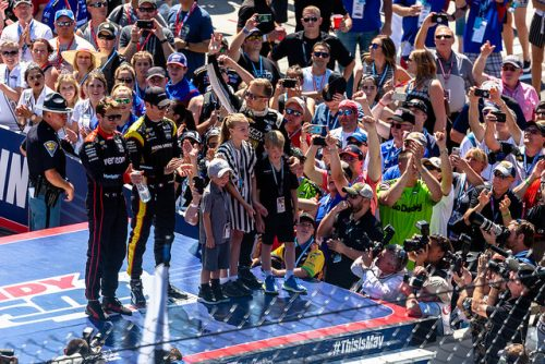 Will Power winner Indy 500 2018