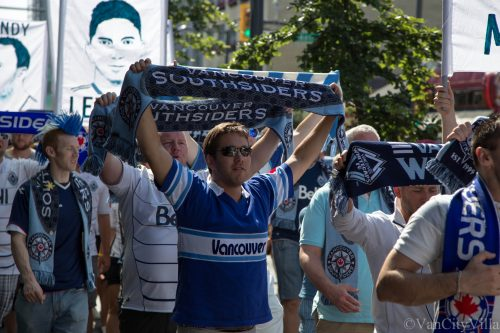 Vancouver Southsiders March