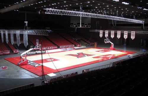 Miami RedHawks Basketball Millett Hall