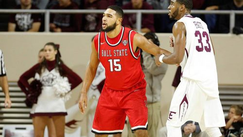 Ball State Cardinals Indiana State Sycamores Basketball rivalry