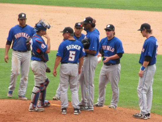 Buffalo Bisons baseball