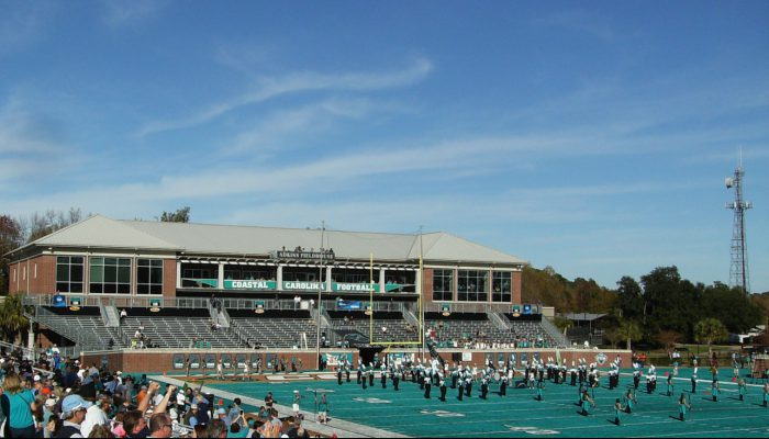 Coastal Carolina Chanticleers Brooks Stadium