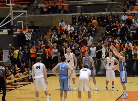 Columbia Lions Princeton Tigers Basketball