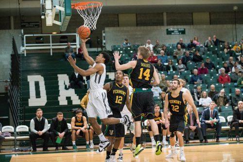 Vermont Catamounts Dartmouth Big Green Basketball