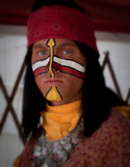 chief osceola florida state university seminoles mascot