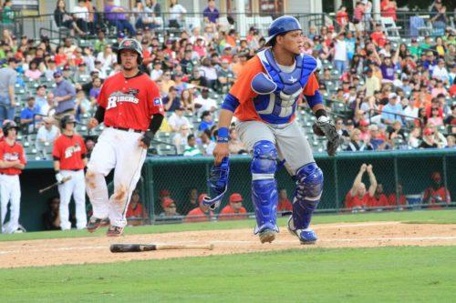 Frisco RoughRiders Midland Rockhounds baseball