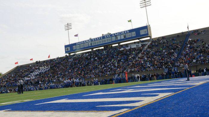 Indiana State memorial Stadium