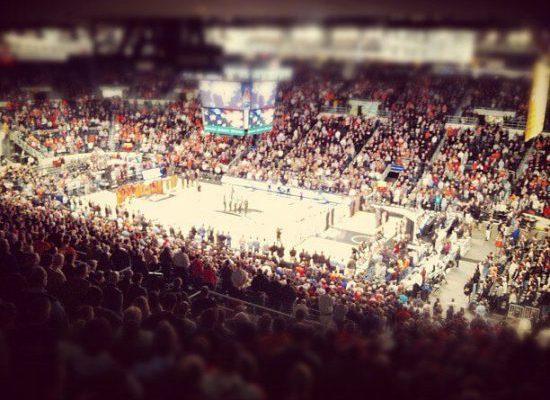 Providence Friars Basketball Dunkin Donuts Center
