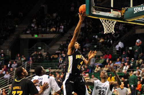 Southern Mississippi Golden Eagles University of Alabama Birmingham UAB Blazers basketball rivalry