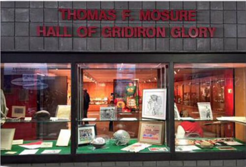 Stambaugh Stadium Hall of Gridiron Glory