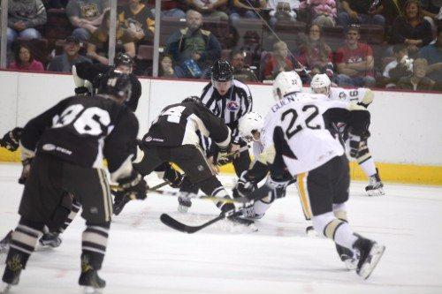 Hershey Bears vs Wilkes Barre Scranton Penguins